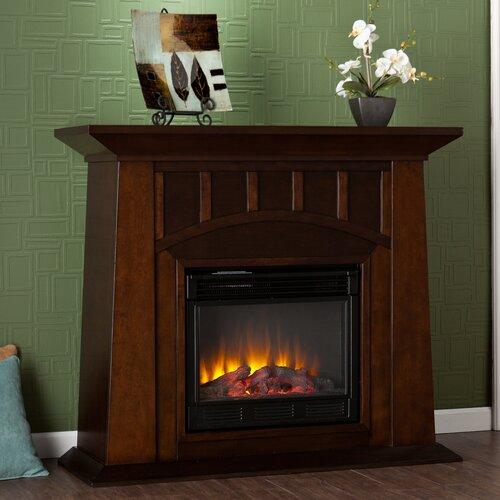 Wildon Home ® Kingsbury Electric Fireplace