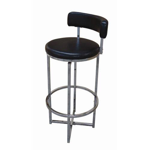 "Wildon Home ® Swivel 30"" Bar Stool"