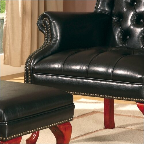 Wildon Home ® Walterville Chair and Ottoman
