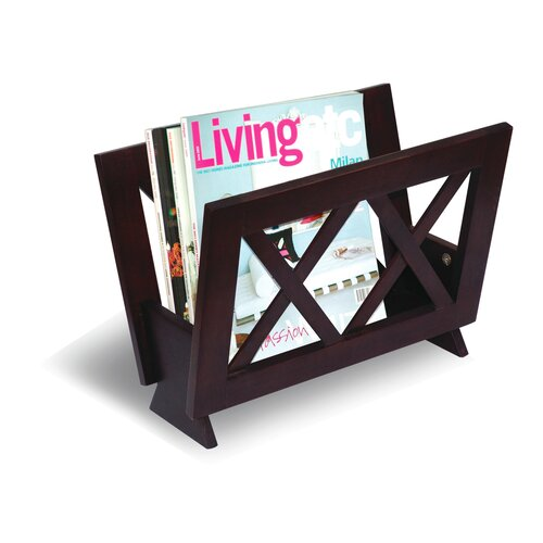 Wildon Home ® Napavine Magazine Rack