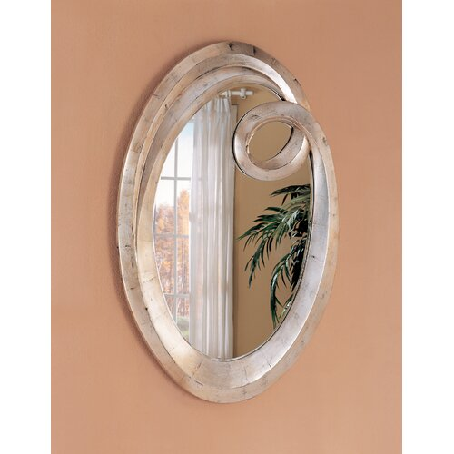 Tenino Beveled Oval Mirror