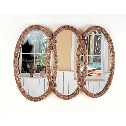 Wildon Home ® Tonasket Triplet Mirror