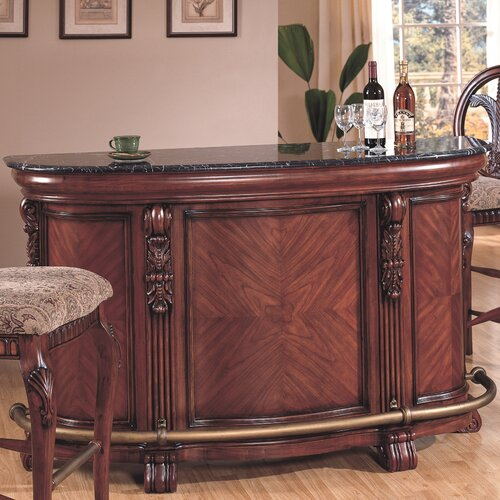 Wildon Home ® Liberty Home Bar