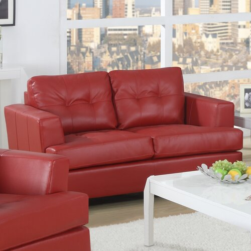 Wildon Home ® Caleb Loveseat