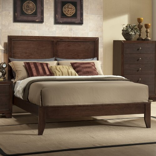 Simmons Panel Bed