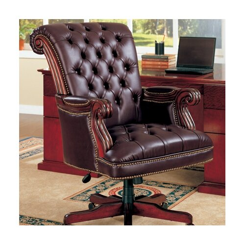 Wildon Home ® Siltcoos High-Back Office Chair