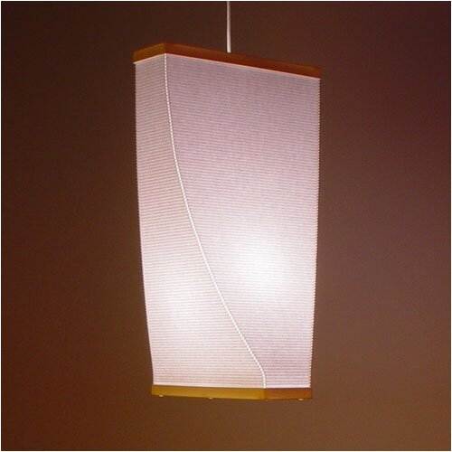 Roland Simmons Kalon 1 Light Foyer Pendant