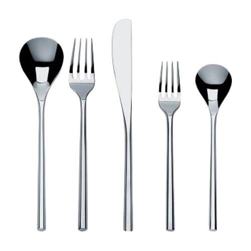 Alessi Mu 5 Piece Cutlery Set