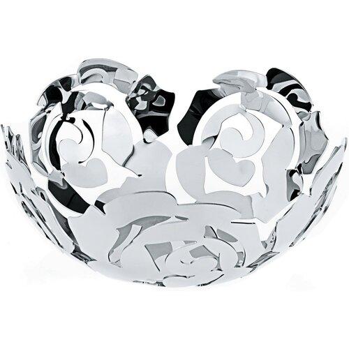 """Alessi La Rosa 8.27"""" Fruit Bowl"""