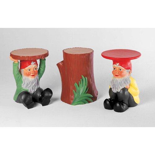 Kartell Gnomes Napoleon Stool