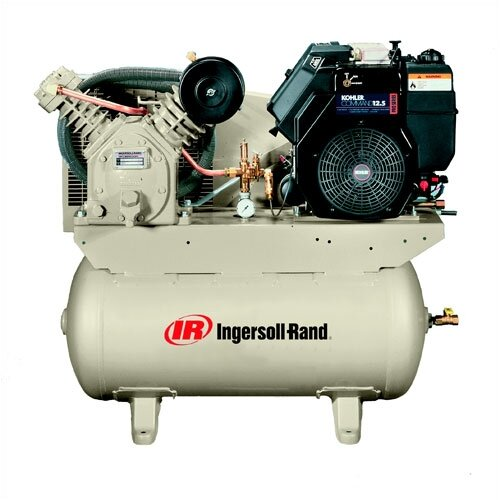 Ingersoll Rand 30 Gallon 14 HP Gas Powered Air Compressor