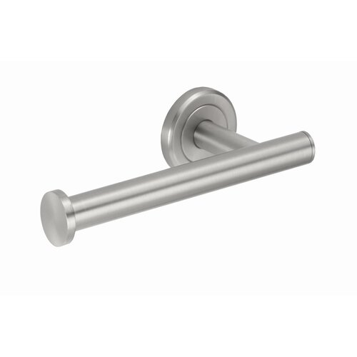 Gatco Latitude II European Toilet Paper Holder in Satin Nickel