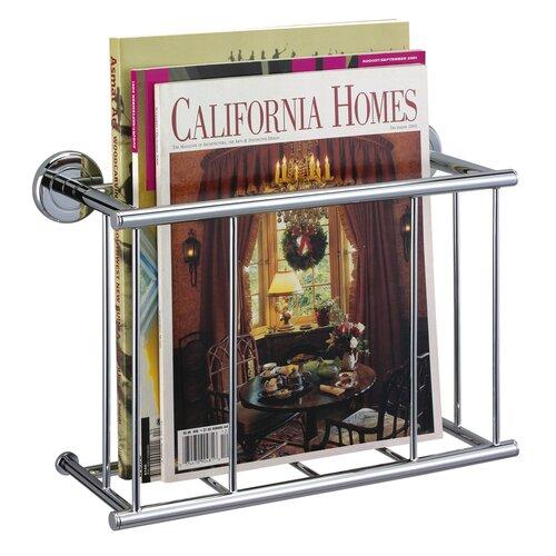 Latitude II Magazine Rack