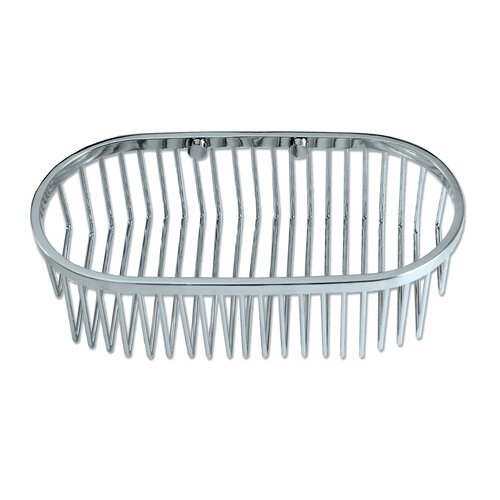 "Gatco 10"" Oval Basket"