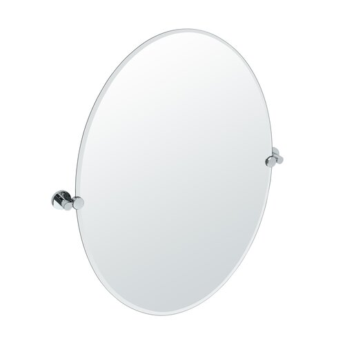 Channel Oval Mirror