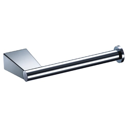 Gatco Bleu European Toilet Paper Holder in Chrome