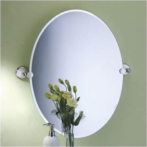 Franciscan Oval Wall Mirror