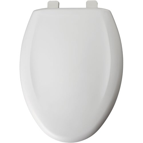 Bemis Residential Plastic Elongated Toilet Seat