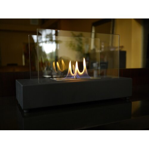 Bluworld Incendio Tabletop Bio Ethanol Fuel Fireplace