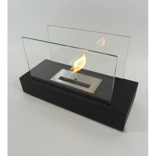 Incendio tabletop bio ethanol fuel fireplace
