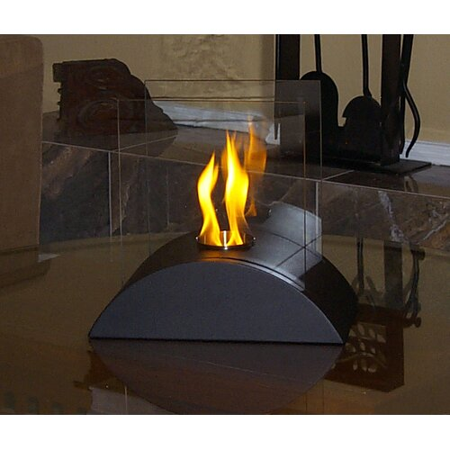 Bluworld Estro Tabletop Bio Ethanol Fuel Fireplace