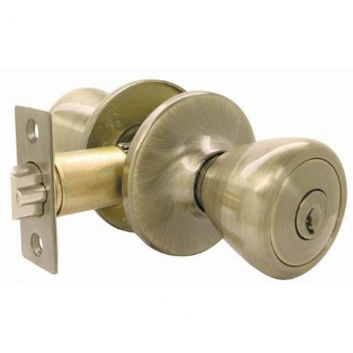 "Ultra Hardware Lawn & Garden Security Series 15.16"" Entry Lockset"