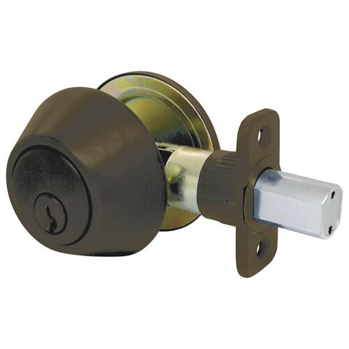 "Ultra Hardware Lawn & Garden 5.5"" Single Cylinder Deadbolt"