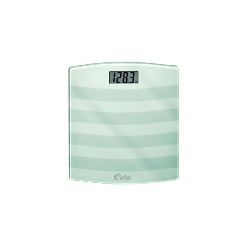 WeightWatchers Digital Painted Glass Scale