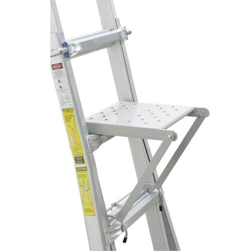 Werner 0.44' H x 1.02' W x 1.54' D Ladder Platform
