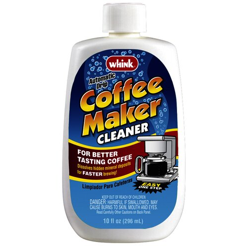 Whink 10 Oz. Coffee Maker Cleaner