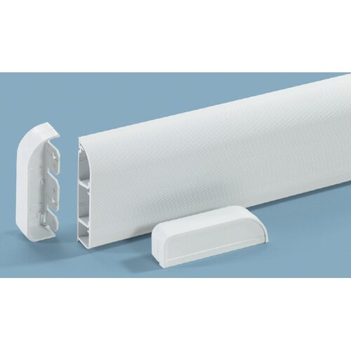 Wiremold Cablemate Baseboard Channel