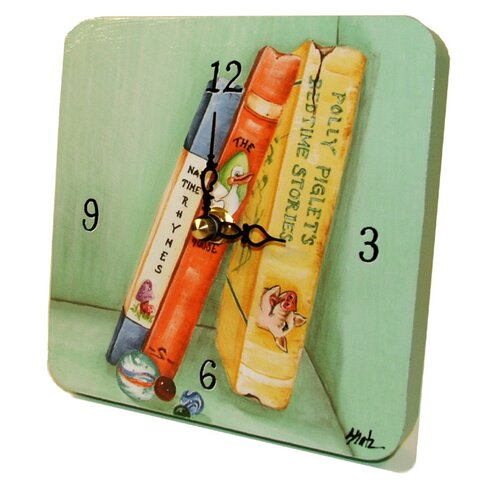 Children and Baby Bedtime Stories Tiny Times Clock