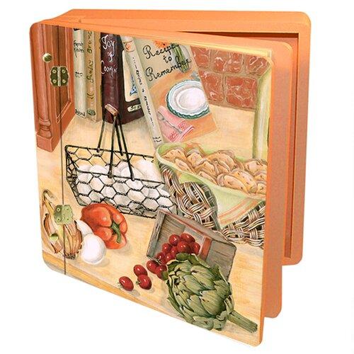 Lexington Studios Home and Garden Recipes To Remember Memory Box