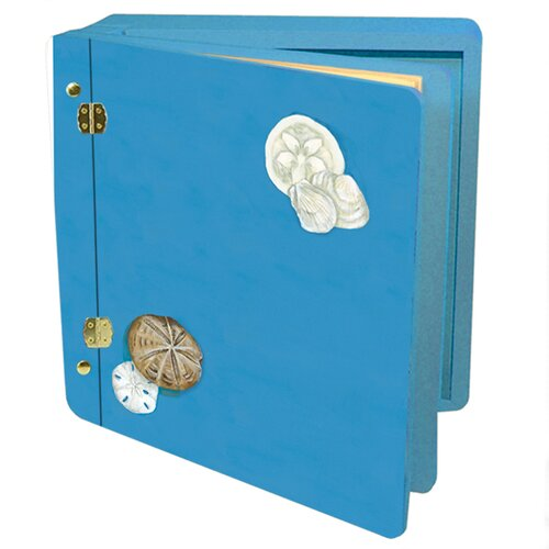 Lexington Studios Travel and Leisure Sea Shells Memory Box