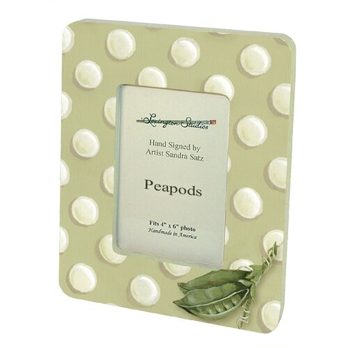 Children and Baby Peapod Small Picture Frame