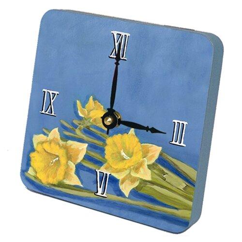 Daffodill Tiny Times Desk Clock