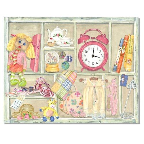 Isabella's Treasures Wall Clock
