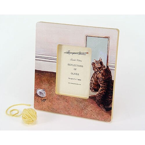 Lexington Studios Animals Reflections of Oliver Mirror / Picture Frame