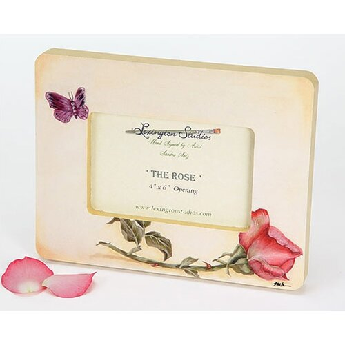 Lexington Studios Home and Garden The Rose Small Decorative Picture Frame