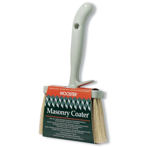 "Wooster 13"" Masonry Coater Brush"