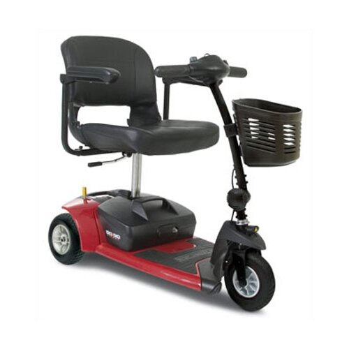 Pride Mobility Go Go Travel Vehicle Ultra X 3 Wheel Scooter
