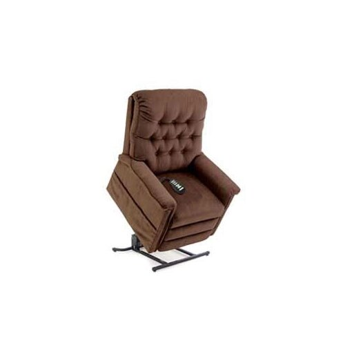 Pride Mobility Heritage Collection Small 3-Position Lift Chair with Button Back