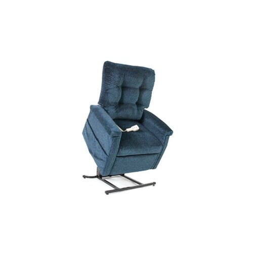 Classic Medium 2 Position Lift Chair with Button Back
