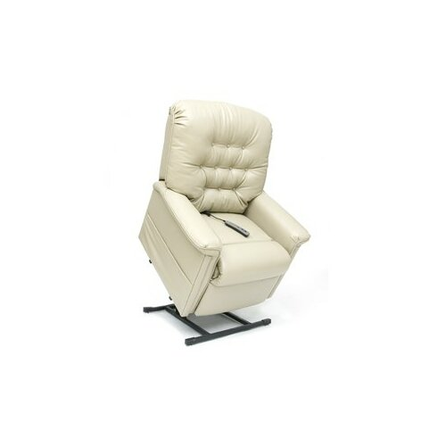 Heritage Line Medium 3 Position Lift Chair with Button Back - Quick Ship