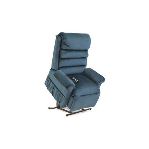 Pride Mobility Specialty Extra Tall 3 Position Lift Chair with Pillow Back - Quick Ship