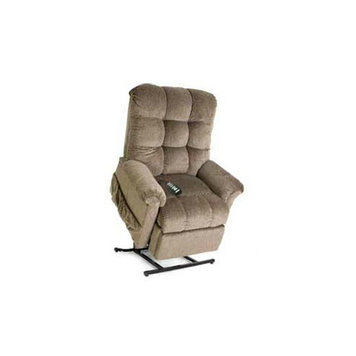 Elegance Medium 3 Position Lift Chair with Biscuit Back - Quick Ship