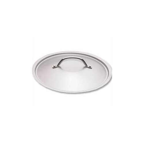"Nordicware Pro Cast Gold 12"" Stainless Steel Lid"