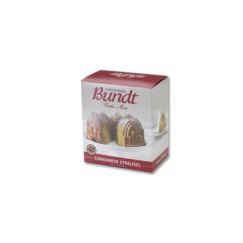 Accessories Cinnamon Streusel Bundt Mix