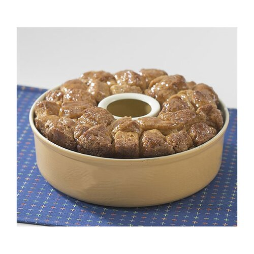 Monkey Bread Pan with Mix