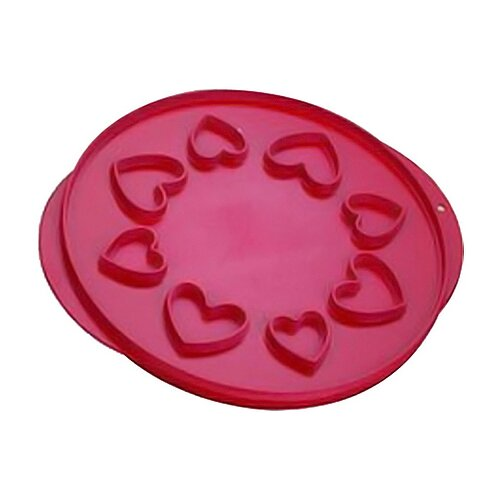 Nordicware Lattice and Hearts Pie Top Cutter